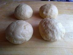Citrónové rezy s jahodovým lekvárom (fotorecept) - obrázok 2 Hamburger, Bread, Food, Lemon, Meal, Hamburgers, Essen, Hoods, Burgers