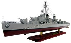 Great Craftmenship, Hand-made & Hand-crafted of High Quality Wooden Model Boats and Ships American War, Model Ships, Battleship, Corvette, Wwii, Glass Art, Blue Devil, Military, Building