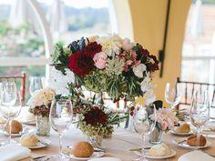 Vintage Wedding Table setting Ideas