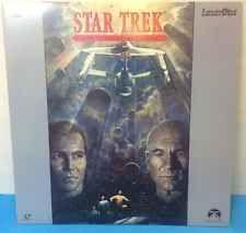 STAR TREK 25TH ANNIVERSARY SPECIAL RARE NM LASERDISC LIKE NEW 1991 w/COMMENTARY!