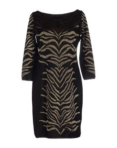 ROBERTO CAVALLI Knit Dress. #robertocavalli #cloth #dress
