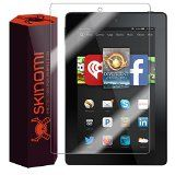 Skinomi® TechSkin - Amazon Kindle Fire HD 6 Screen Protector Premium HD Clear Film with Free Lifetime Replacement Warranty / Ultra High Definition Invisible and Anti-Bubble Crystal Shield - Retail Packaging Reviews - http://www.knockoffrate.com/cell-phones-accessories/skinomi-techskin-amazon-kindle-fire-hd-6-screen-protector-premium-hd-clear-film-with-free-lifetime-replacement-warranty-ultra-high-definition-invisible-and-anti-bubble-crystal-shield-retai-3/