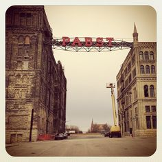 Historic Pabst Brewery - Milwaukee, Wisconsin