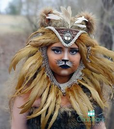 Lion Headpiece, Lion, Headpiece, Theatre, Photography Prop, Photo Prop, Costume, Lion Costume, Halloween Costume on Etsy, $82.00