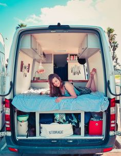 """Van life-ing in any """"big"""" city may seem intimidating and not everyone may be comfortable running the risk of having a knock on their door in the middle of the night. However, San Diego is no different than any other city and where there's a will.. there is always a way. We have made..."""