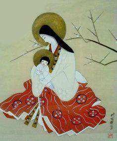 Japanese Madonna