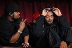 Ice Cube and Method Man