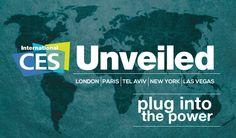 #CES Unveiled #Paris