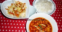 Authentic Vegetarian Recipes   Indian Traditional Food   Step-by-step Instructions: Cannellini Beans Curry (also known as White Kidney Beans)