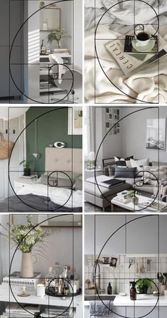How to use Golden Ratio to create harmonious images - interior photography tips Photography Set Up, Photography Tips Iphone, Interior Design Photography, Photography Cheat Sheets, Photography Basics, Real Estate Photography, Photography Lessons, Creative Photography, Digital Photography