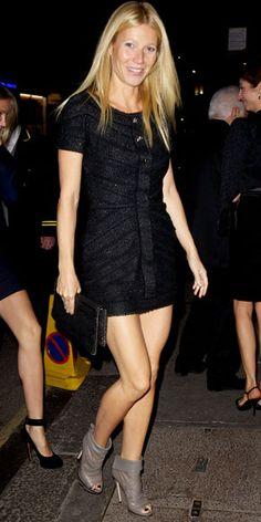 Gwyneth Paltrow in LBD