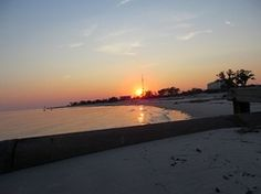 #Sunset - Long Beach, #Mississippi - http://godotyourself.com/ - http://www.peteregan.org/