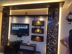 Led screen design room dividers Ideas for 2019 Tv Unit Furniture, Deco Furniture, Led, Lcd Units, Modern Tv Wall Units, Tv Panel, Tv Unit Design, Screen Design, Cabinet Design