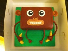Big Block Sing Song Monkey Cake