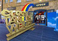 Crocs opens 'Croc-up' shop | Retail News | Retail Focus Magazine | Retail design | Retail Events| Retail directory
