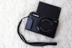 Está querendo saber mais sobre a câmera Canon G7x Mark II? Vem cá que eu te conto o que eu acho dela na prática!