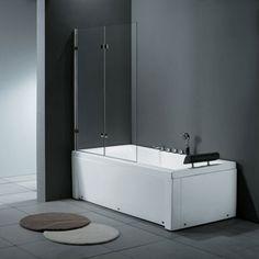 Badekarsvegg Bathlife Orio 0152 - Dusjdører & Vegg - Dusjer - Bygghjemme.no