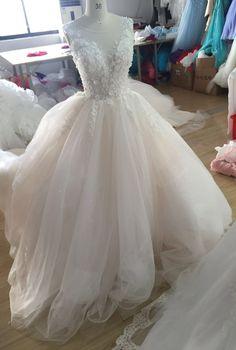 robe de mariée princesse sur mesure