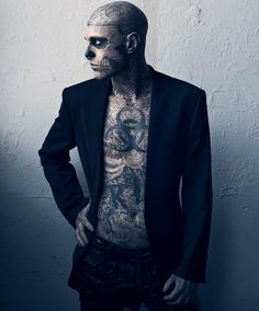 Rick Genest - Model