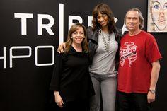 Tyra Banks visits TFA