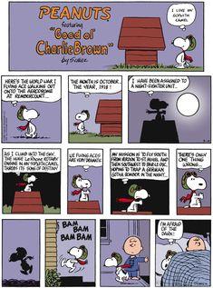 Classic Peanuts 7/19/15 - Originally appeared 7/21/68