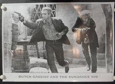 Butch Cassidy and the Sundance Kid  Paul Newman / Robert Redford