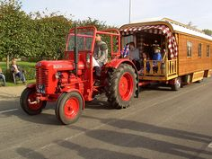 Bukh Super 302 tractor from Denmark