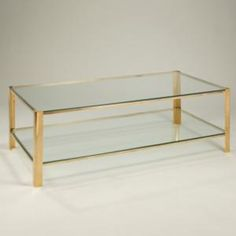 Vaughan Designs Rockford Coffee Table. Based on a design by Jacques Quinet for Maison Malabert.