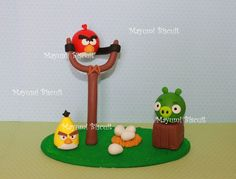 Mayumi Biscuit: Angry Birds
