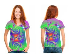 OArtTee specializes in creating amazing, vibrant and colorful Wearable Art, created by Original Artists http://oarttee.com/index.php?main_page=index&manufacturers_id=179&project_id=7113&page_name=members_gallery&new=1