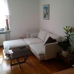new cosy sofa: IKEA SÖDERHAMN
