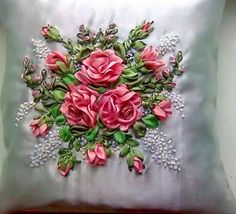 Beautiful cushion.