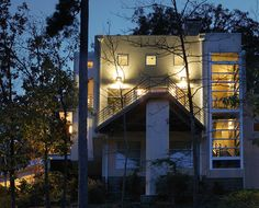 Cooper Residence, designed by Allison Architects