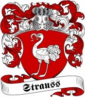 Strauss Coat of Arms