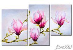 Resultado de imagen para cuadro con magnolias