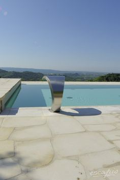 Pool with a view: Relais Dolcevista. Valdobbiadene, Italy