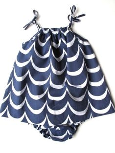 Cute sundress. A #CanDoBaby! fave.