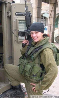 Israeli Army Women | Women in the Israeli Army photo