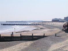 Claremont Pier (Lowestoft) Beach | Suffolk | UK Beach Guide