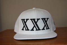 XXX snapback by Roberto Vincenzo  #snapback #fashion #streetwear #DOPE