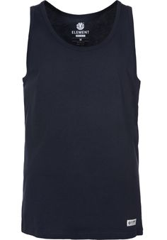 Element Basic-Singlet - titus-shop.com  #TankTop #MenClothing #titus #titusskateshop