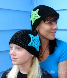 Jammer Beanie Knitting Pattern : 1000+ images about Stuff Ive Made on Pinterest Embroidery, Shops and G...