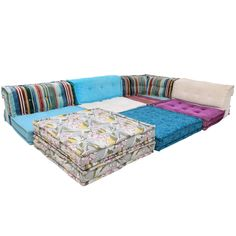 Mah Jong Roche Bobois Sectional Corner Sofa