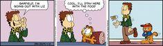 Garfield Comic Strip, April 15, 2016     on GoComics.com