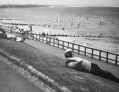 Aberdeen windsurfing a long time ago