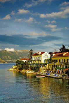 Fiscardo, Kefalonia Island, Ionian Sea, Greece