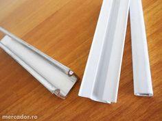 Folie Solar. Profil Aluminiu