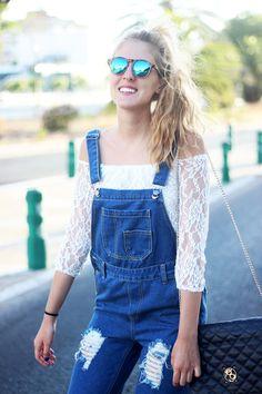 Farmer girl   DearDiary-fashion #kissmylook
