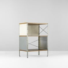 Charles and Ray Eames #shelves