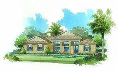 Cypress New Home Plan in The Verandah: Arlington Oaks by Lennar
